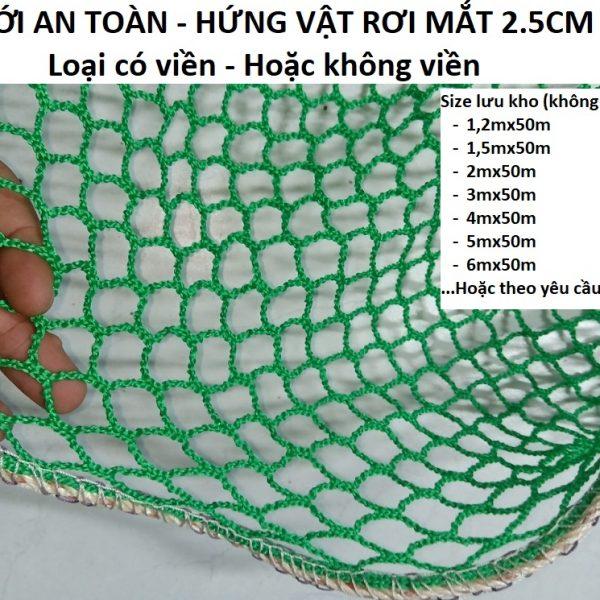 Luoi An Toan Hung Vat Roi Han Quoc